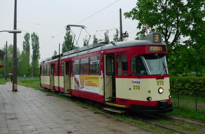 Gorzów znowu próbuje wydłużyć tramwaj na Walczaka w ramach przebudowy DK22