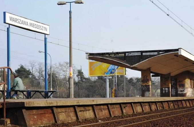 ZTM planuje parkingi przy stacjach Miedzeszyn, Wesoła i Wola Grzybowska