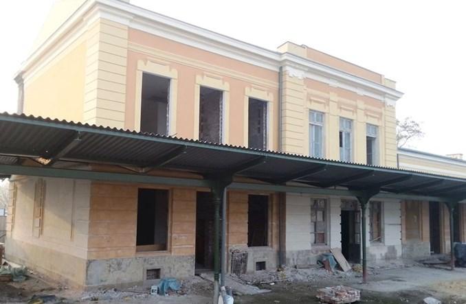 PKP SA przebudują teren wokół dworca w Wieliczce