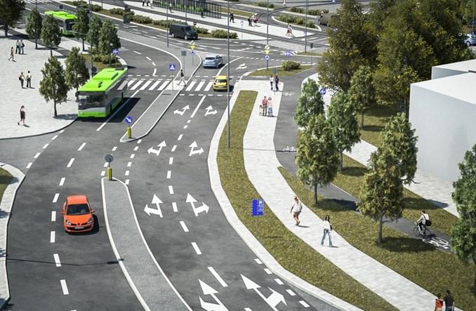 Olsztyn: Tak się zmienią okolice dworca