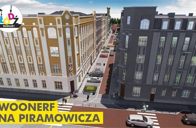 Łódź: Kolejne woonerfy będą gotowe do końca roku