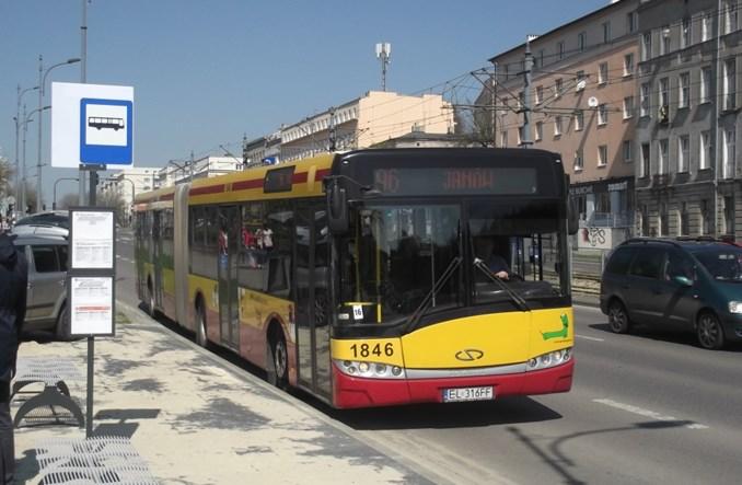 Łódź: Pierwsze korekty w reformie – nowy przystanek i uzupełnianie rozkładów