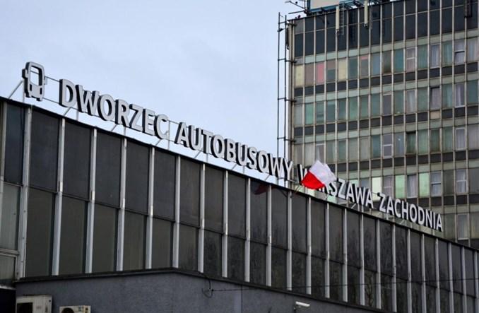 Jak się zmienia dworzec autobusowy Warszawa Zachodnia