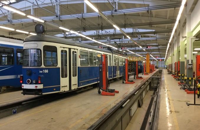Kraków: Budowa nowych torów postojowych na Nowej Hucie. W przyszłości hala