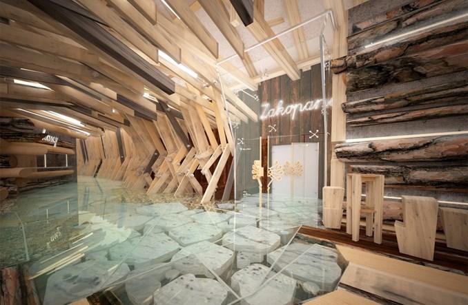 Drewniane Zakopane. Efektowny projekt dworca