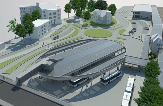 Skanska wybuduje dworzec MZK w Zielonej Górze?