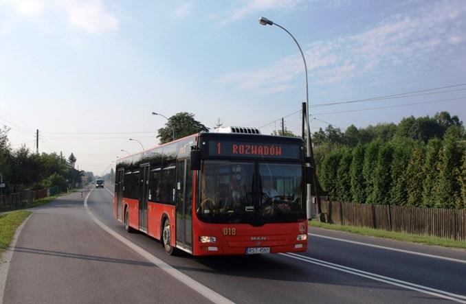 Stalowa Wola kupuje cztery autobusy