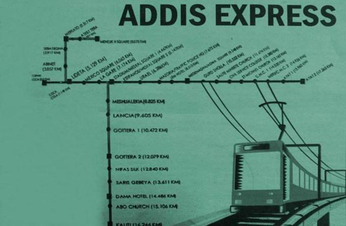 41 tramwajów popłynie z Chin do Addis Abeby