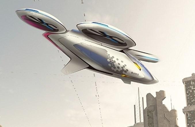 Air-sharing? Airbus chce zbudować latający samochód