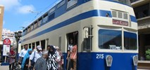 Aleksandryjskie piętrowe tramwaje nie jeżdżą. Strajkują