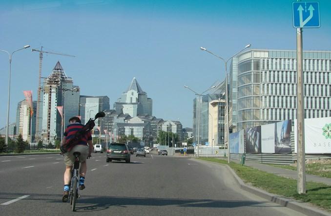 Kazachstan. Transport publiczny w Ałmatach w 60 proc. ekologiczny