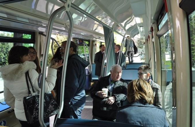 Alstom zbudował autobus elektryczny na wzór tramwaju