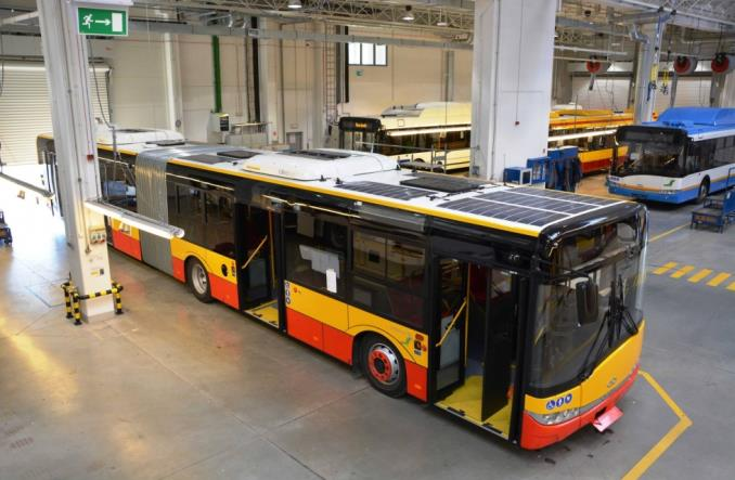 Warszawa. Jak ma wyglądać 130 elektrobusów dla MZA za 351 mln zł?