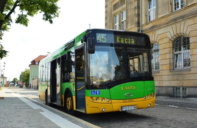 Poznań czeka na buspasy i Park and Ride