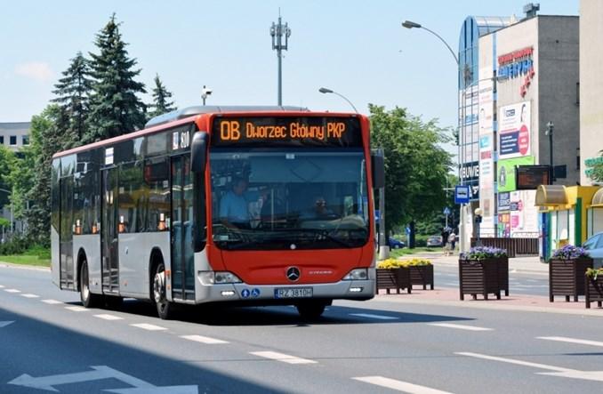 Rzeszów kupuje 10 elektrobusów z systemem ładowania. Trwa przetarg