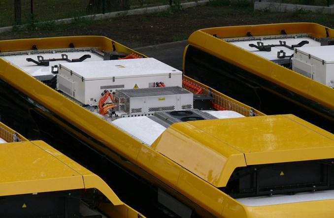 Warszawski elektrobus na mrozie. Tak samo sprawny, ale pobór energii wyższy