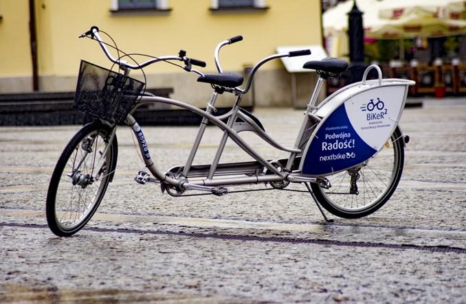Nextbike w Sosnowcu? Nowe biletomaty? Niekoniecznie