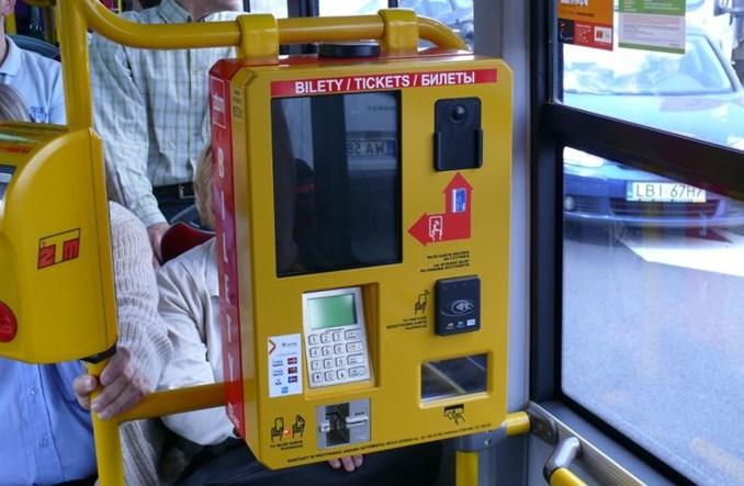 W biletomacie zapłacimy również telefonem