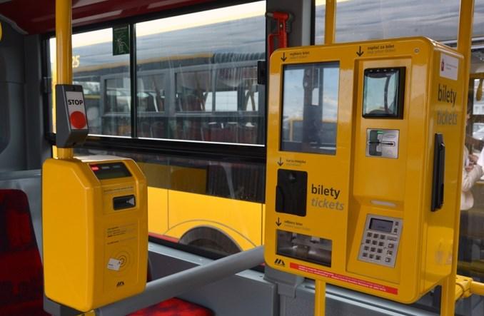 Tramwaje Warszawskie kupią blisko 600 biletomatów
