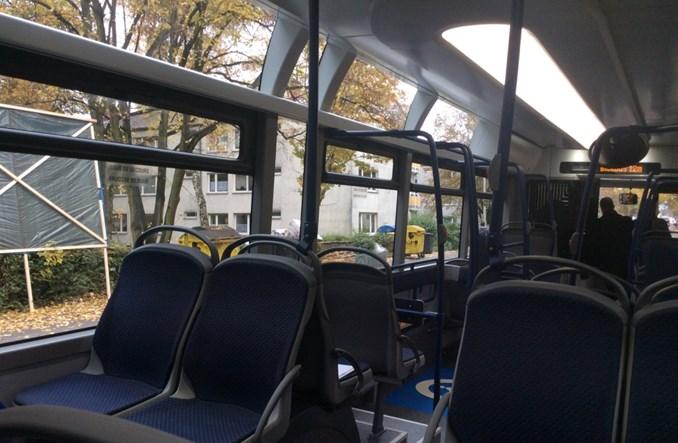 Testy w Bonn. Bollore Bluebus, czyli raj dla stojących