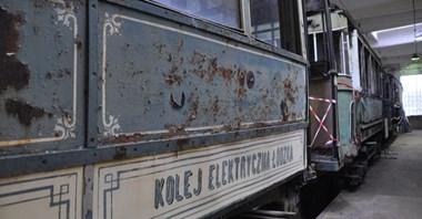 Tam gdzie tramwaje kończą życie, czyli zajezdnia Brus [ZDJĘCIA]