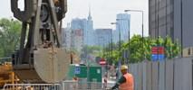 Metro: Sto metrów Marii, prace konstrukcyjne na Woli