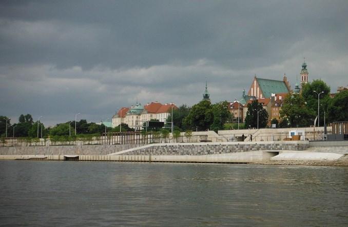 Warszawa. Most, który budują kobiety