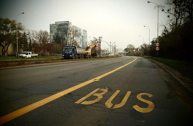 Gdańsk zleci projekt buspasów na Słowackiego i al. Żołnierzy Wyklętych