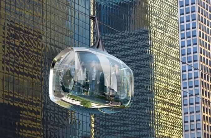 Chicago zbuduje kolejkę gondolową