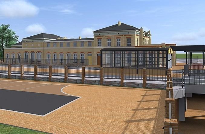 Przebudowa stacji Chojnice: Ambitny plan, ale problemem są pieniądze