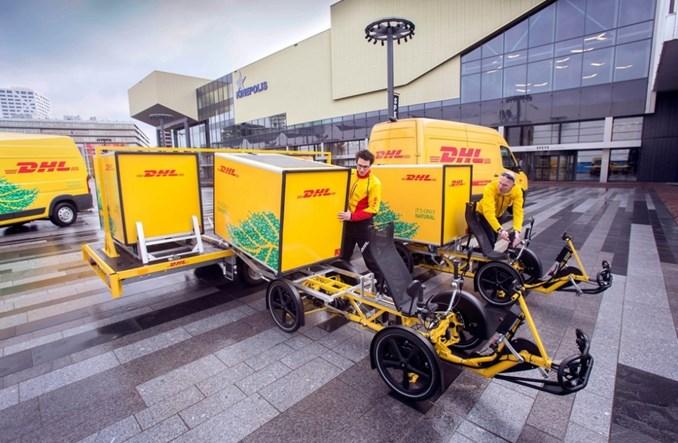 DHL stawia na rowery, czyli co to jest Cubicycle