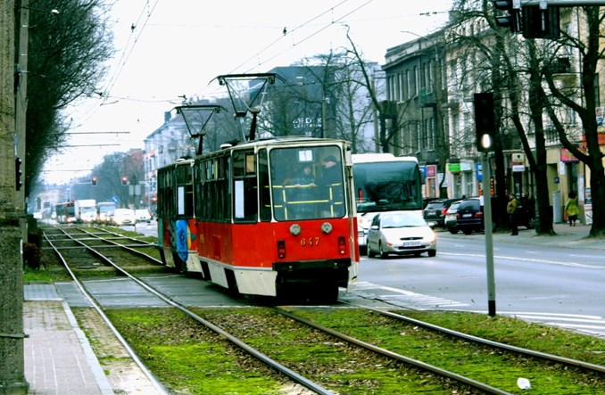 Częstochowa rusza z przetargiem na remont torowisk tramwajowych