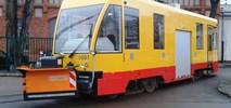 Nowy tabor techniczny Tramwajów Warszawskich zdaje egzamin