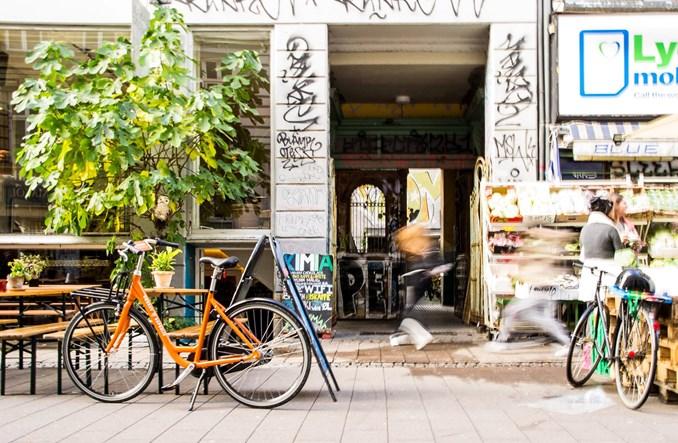 Donkey Republic, czyli rowerowy Uber w Kopenhadze