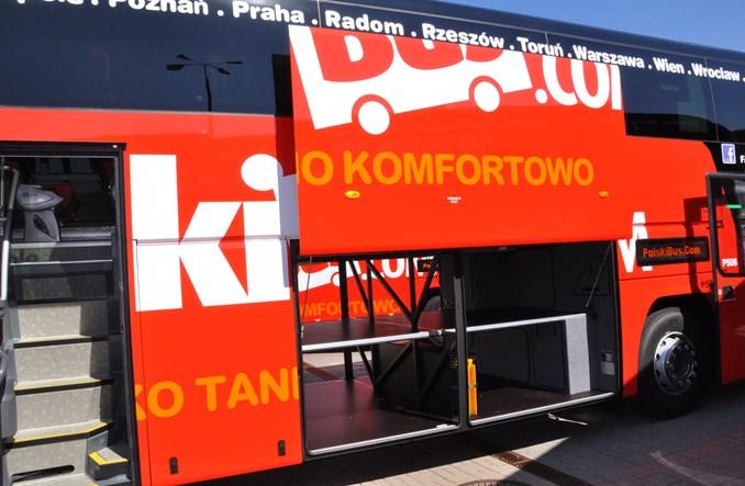 PolskiBus zatrzymany. Dla dobra pasażerów?