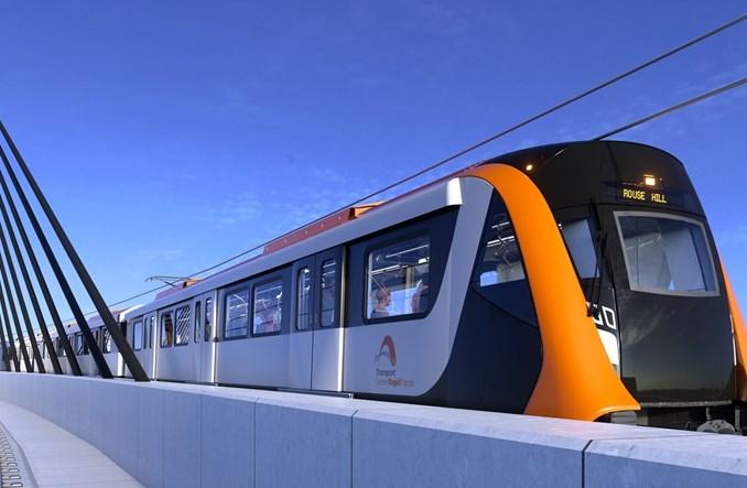 Alstom dostarczy pociągi Metropolis do obsługi nowej linii na przedmieściach Sydney