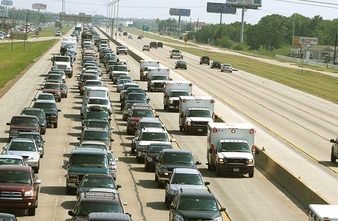 Teksas, kraina gdzie autobusem się nie jeździ