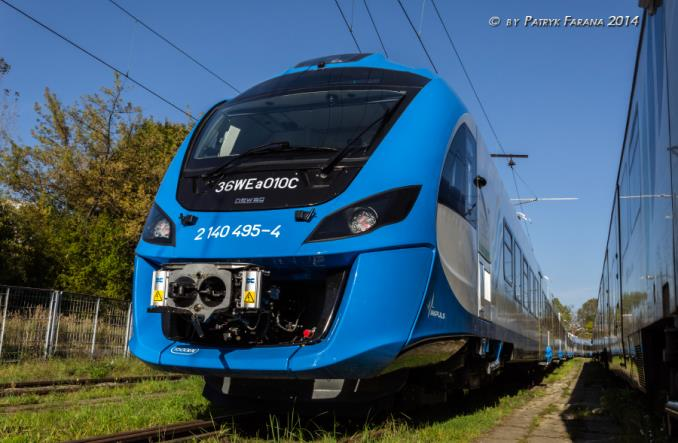 Za sześć lat w Kolejach Śląskich tylko nowe pociągi