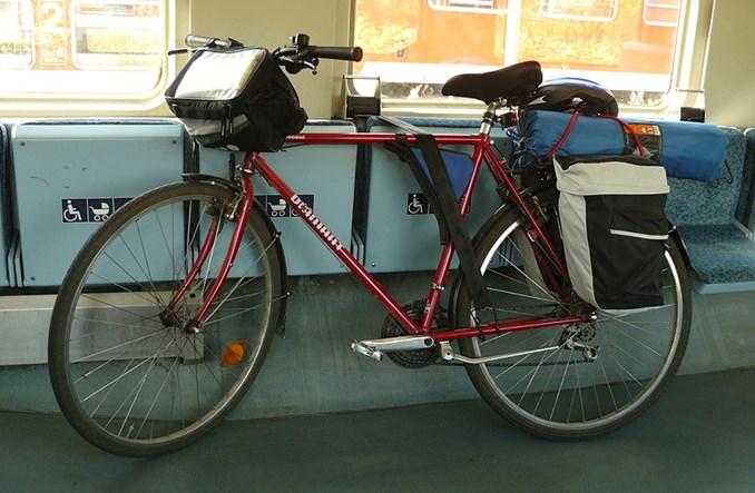 Cel charytatywny nie uświęca roweru