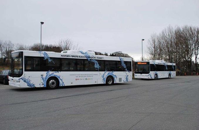 Ebusco dostarczy dwa elektryczne autobusy do Norwegii