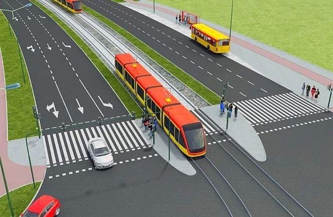Warszawa: Decyzja dla tramwaju na Tarchomin na dobrej drodze