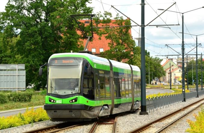 Znalezione obrazy dla zapytania tramwaj elbląg