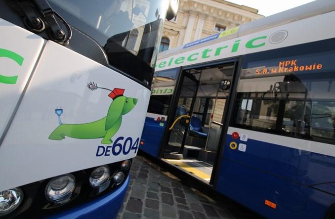 MPK Kraków kupi dwa przegubowe elektrobusy. Najlepiej używane