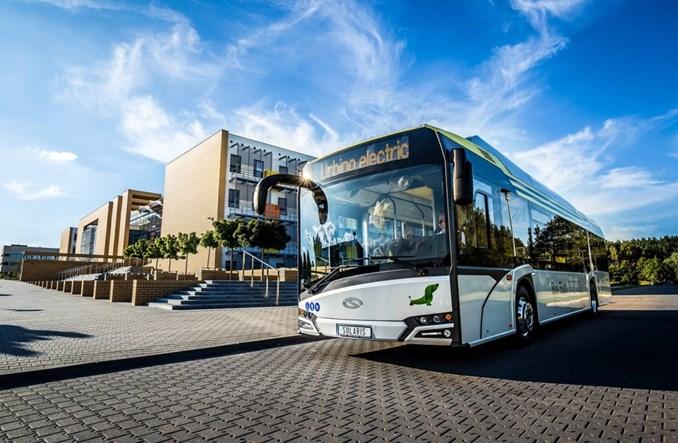 Specyfikacja elektrobusów dla Polkowic