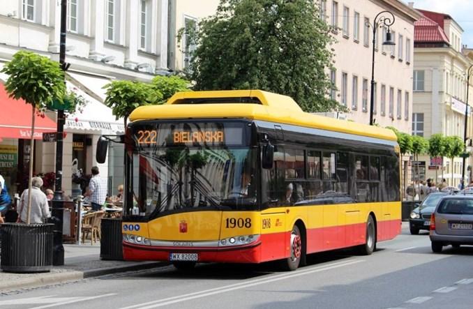 Warszawa: Najgorsze powietrze od 10 lat. Odpowiedzią metro i nowy tabor