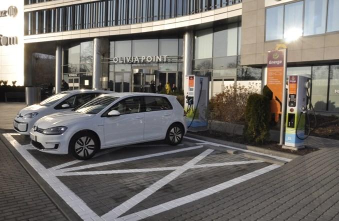 Energa inwestuje w ładowanie samochodów elektrycznych