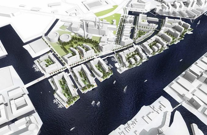 Kopenhaga jak Dubaj. Buduje własne wyspy