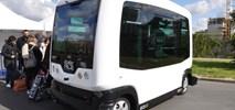 Gdańsk chce oswoić mieszkańców z autobusami bez kierowcy