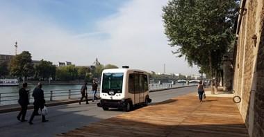 Gdański autonomiczny mikrobus. W przyszłości z mimiką?