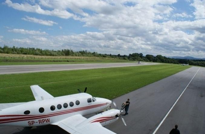Lotnisko w Kaniowie wpisane do Rejestru Lotnisk Cywilnych